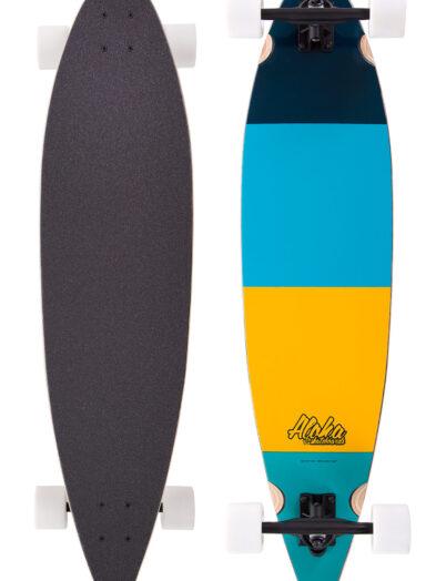 "ALOHA PIN TAIL SURF 40"" LONGBOARD"