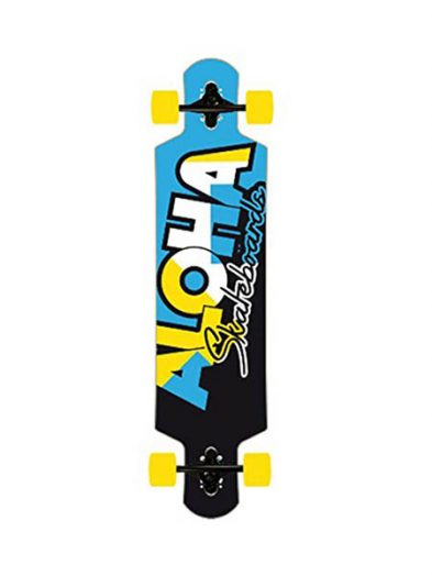 Aloha Drop Through Trio 40.2'' Longboard