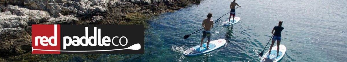 Red Paddle Co at AndyBiggs Watersports