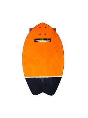 Hamboard Biscuit 2'0 Land Surfing Longboard