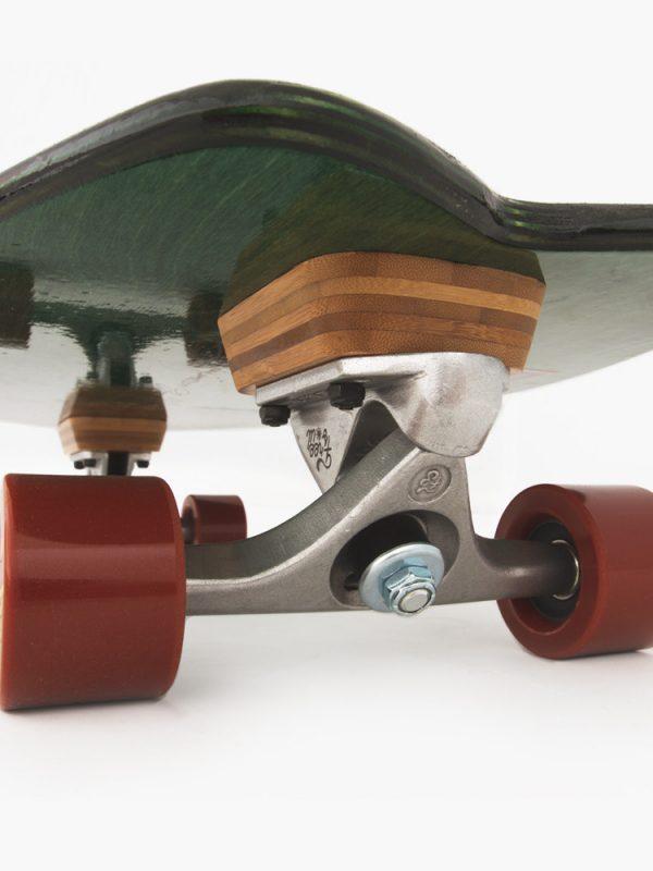 Hamboard Biscuit Longboard Land Surfer