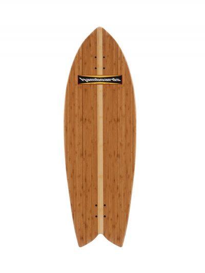 PESCADITO 3'7″ LAND SURFING LONGBOARD