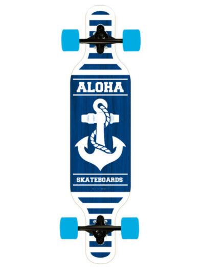"""Aloha Anchor 40"""" Longboard"""