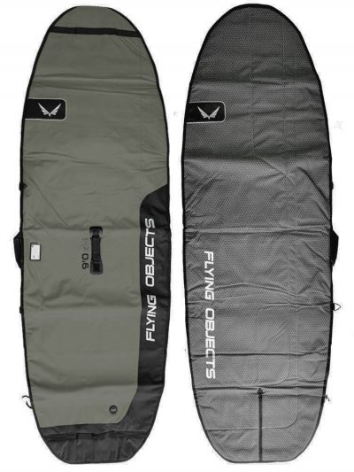 Flying Objects sup paddleboard bag green