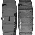 Flying Objects sup paddleboard bag grey