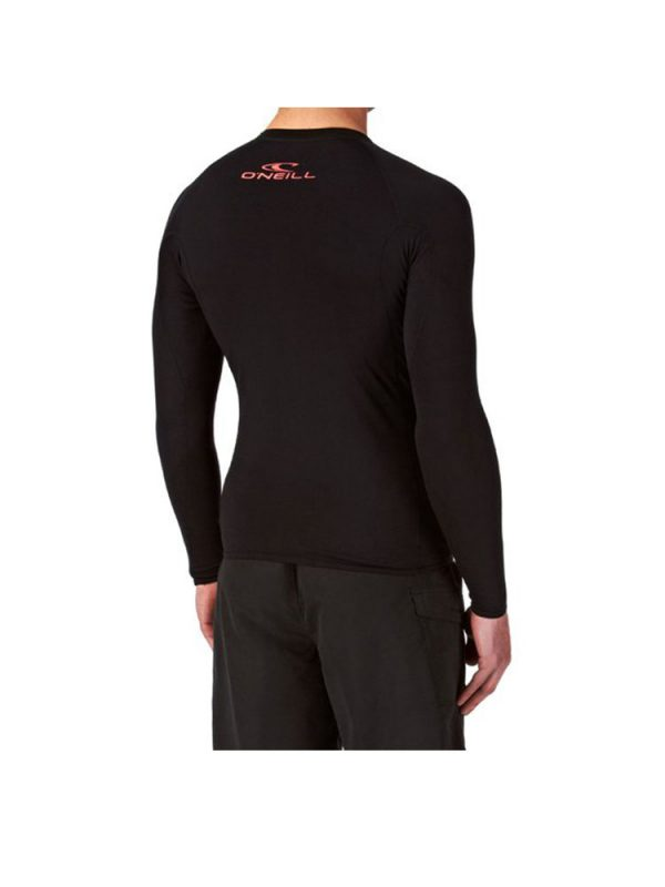 O'Neill Thermo X Long Sleeve Thermal Rashvest rear