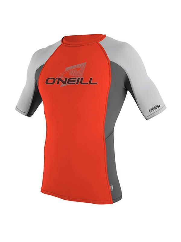 Short Sleeve Rash Vest Crew 2016 O'Neill