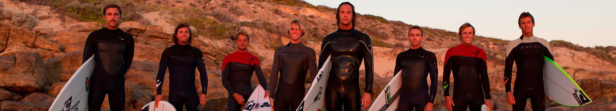 Wetsuits at AndyBiggs Watersports