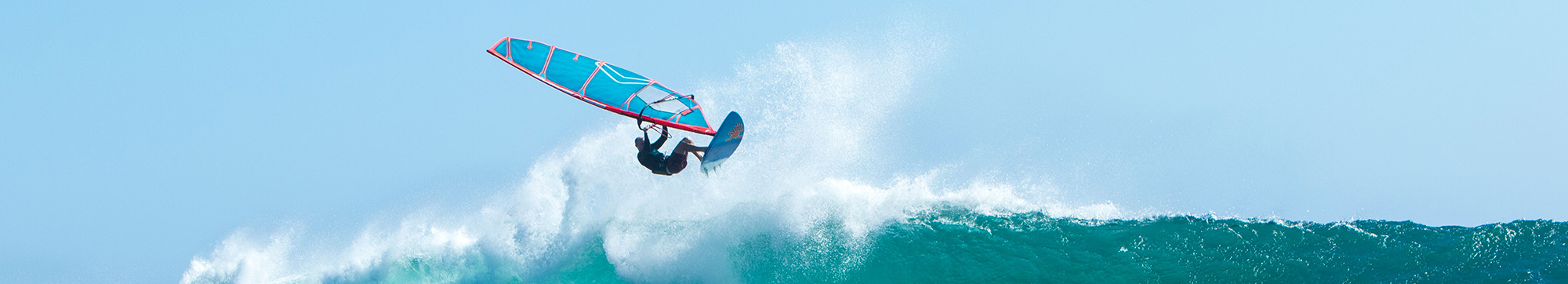 Windsurfing at AndyBiggs Watersports