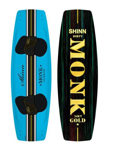 Shinn Monk Gold