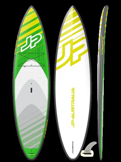 11'6'' x 32'' Hybrid JP Wood