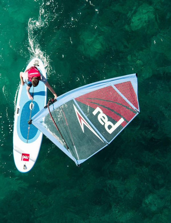 10'7 Ride Windsurf 2017 Red Paddle Co