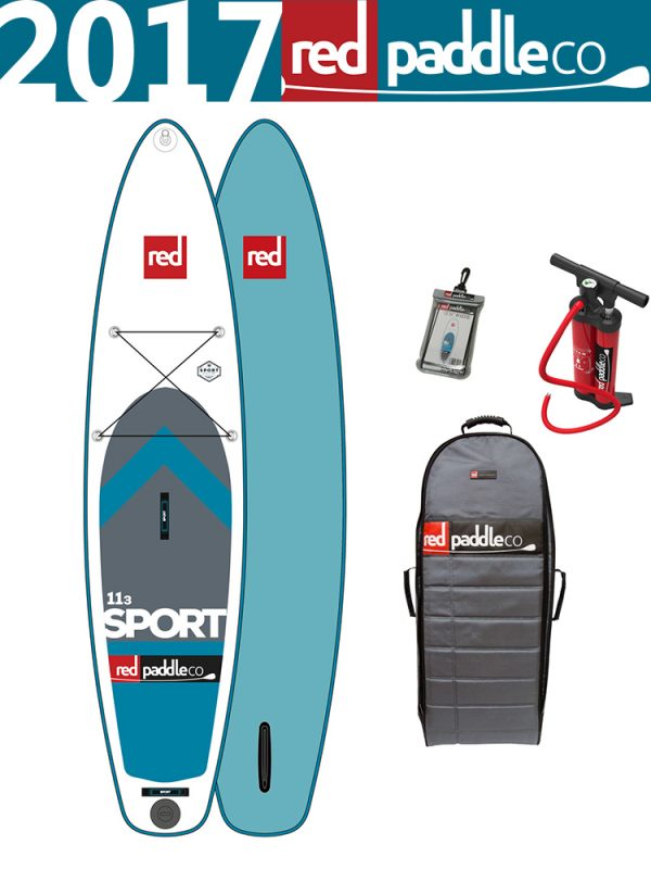 11'3 Sport 2017 Red Paddle Co Board Only