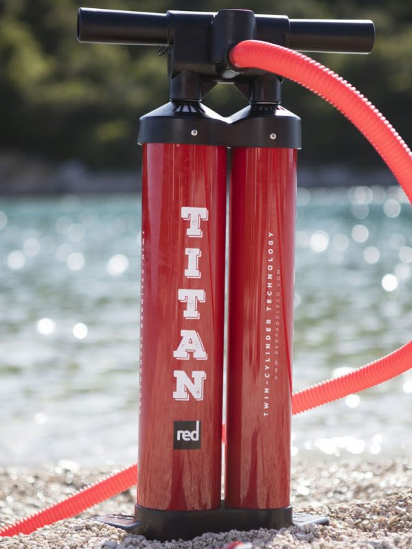 Ride 2017 Red Paddle Co Titan Pump