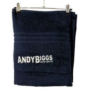 ABW Towel Dark Blue
