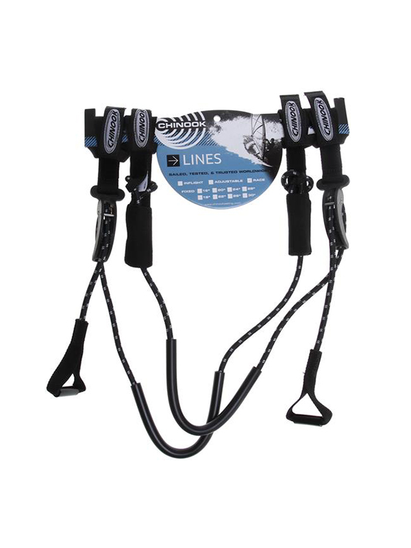 Chinook Adjustable Race Windsurfing Harness Lines