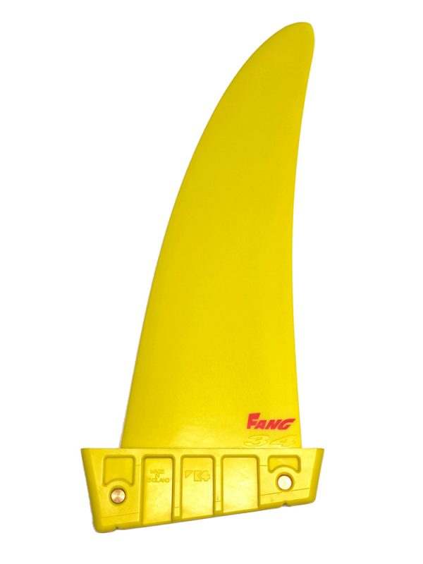 K4 Fang Tuttle Box windsurfing fin