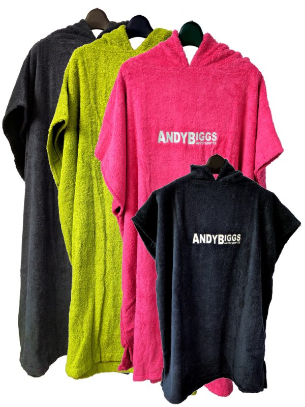 ABW Premium Changing Robes