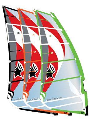 Ezzy Cheetah 2017 Windsurfing Sail