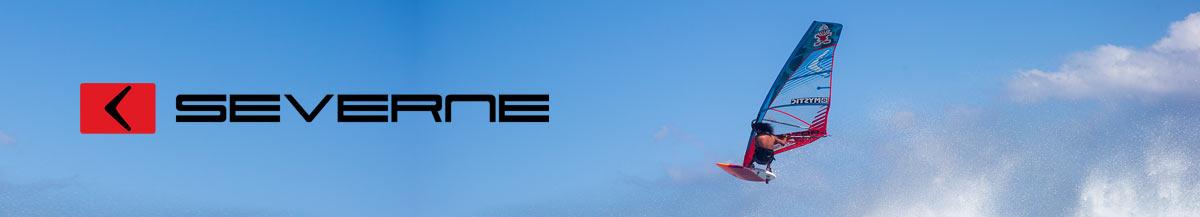 Severne Windsurfing Header Image