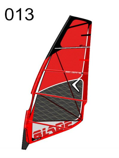 Severne Blade Red 2013