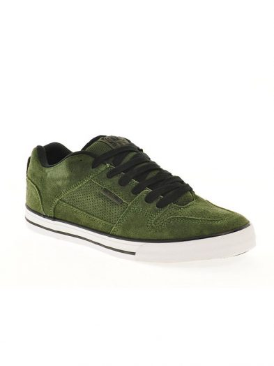 Animal Shoes Ellis Skate Shoe Khaki
