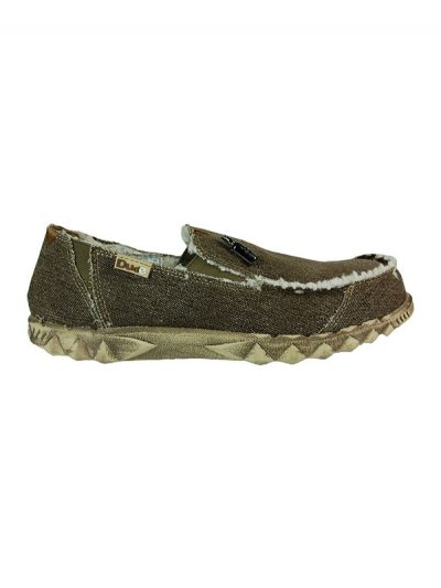 Hey Dude Shoes Fur Lined Farty Chalet Brown
