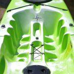 Islander Calypso Sport Sit On Top Kayak Large Footrests
