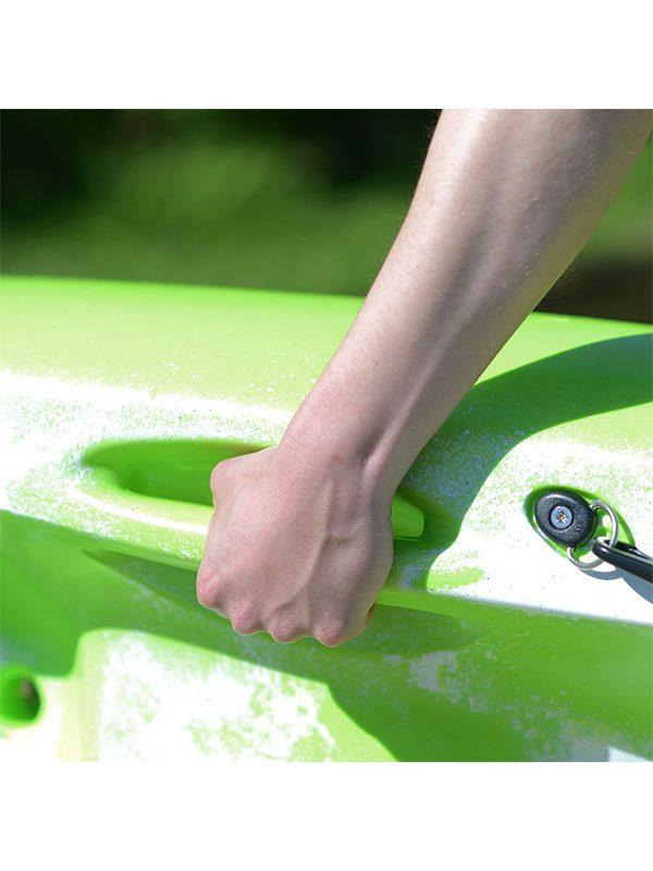Islander Calypso Sport Sit On Top Kayak Moulded Carry Handle