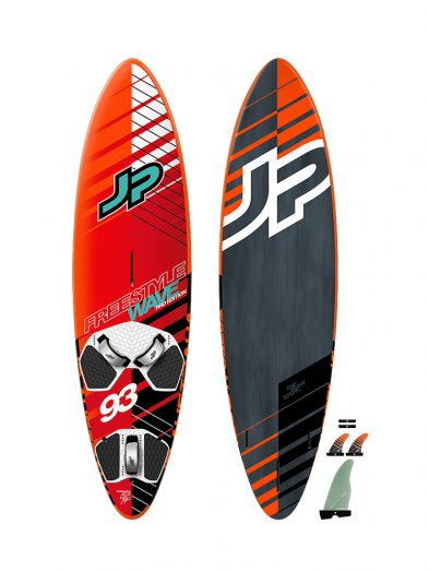 JP Freestyle Wave Pro Edition Windsurfing Board