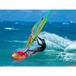 JP Freestyle Wave Windsurfing Board Action photo 1