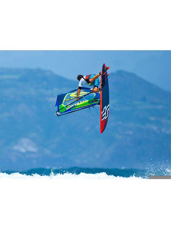 JP Freestyle Wave Windsurfing Board Action photo 2