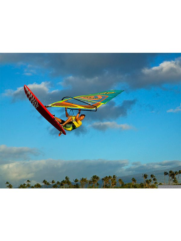 JP Freestyle Wave Windsurfing Board Action photo