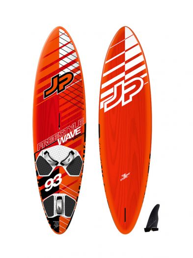 JP Freestyle Wave Wood FWS Windsurfing Board
