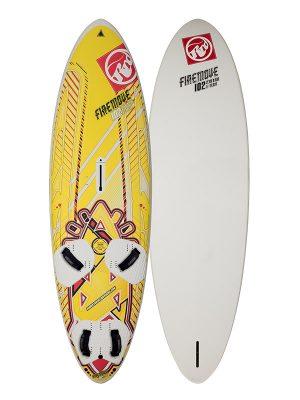 RRD Firemove E-Tech V2 Windsurfing Board 102ltr