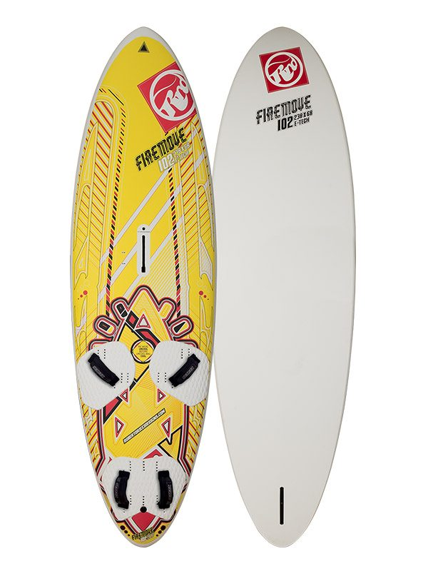 RRD Firemove E-Tech V2 Windsurfing Board 102ltr