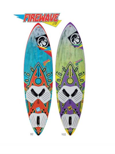 RRD Firewave LTD V3 Windsurfing Board