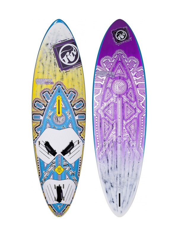 RRD Freestyle Wave LTD V3 Windsurfing Board 106ltr