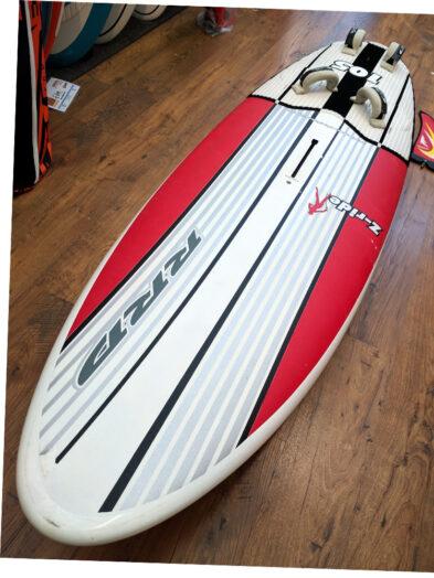 Second Hand RRD Z RIde Freeride Windsurf Board 105ltr