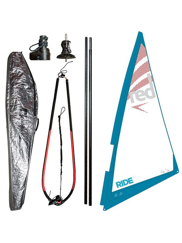 Red Paddle Co Windsup Windsurfing 3.5m Rig Package