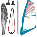 Red Paddle Co Windsup Windsurfing 4.5m Rig Package