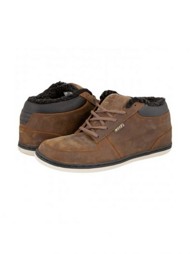 Reef Men's Reef Tradition Mid Brown Walking Shoe size (UK 7)(US8) only