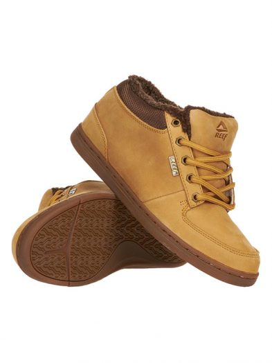 Reef Shoes Tradition Mid Walking Shoe Mustard