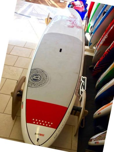 Second Hand Starboard Avanti 11'2 x 36 Paddleboard SUP Very Stable!