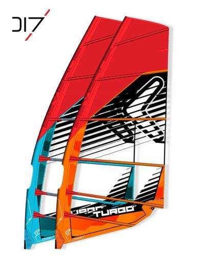 Severne Turbo GT 2017 Windsurfing Sail
