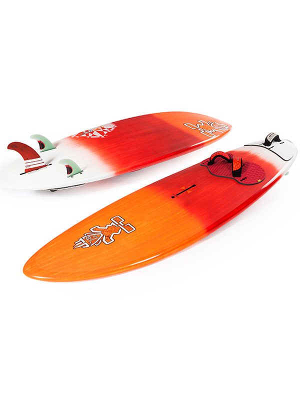 Starboard Kode Freewave Technora 2016 Windsurfing Board 2