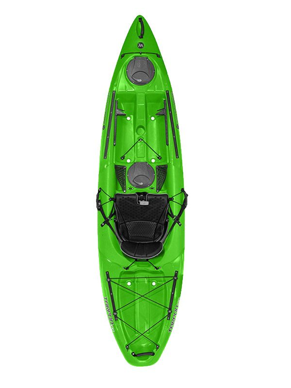 Wilderness Systems Tarpon 100 Sit On Top Kayak Lime Green Boat only