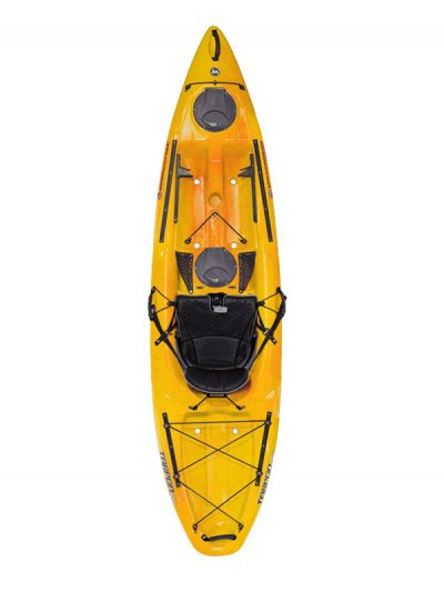Wilderness Systems Tarpon 100 Sit On Top Kayak Mango Boat only