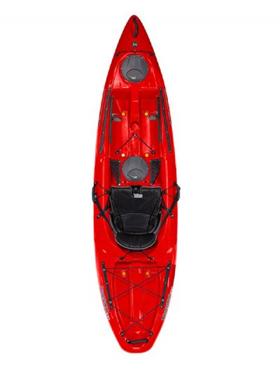 Wilderness Systems Tarpon 100 Sit On Top Kayak Red Boat only