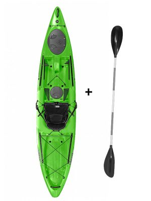 Wilderness Systems Tarpon 120 Sit On Top Kayak Green